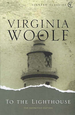 """""""AS NEW"""" To The Lighthouse (Vintage Classics), Woolf, Virginia, Book"""