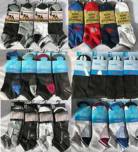 12-PAIRS-MENS-TRAINER-LINER-SOCKS-SPORTS-GYM-COTTON-SOCKS-UK-6-11-EU-39-45