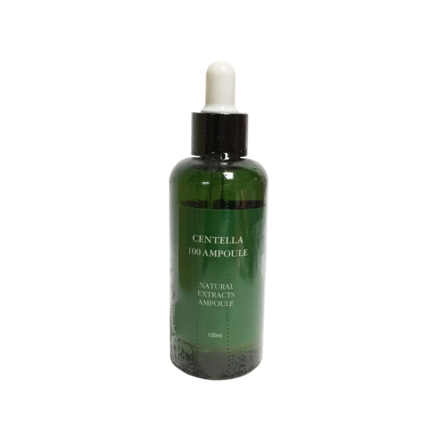 100ml GBT Centella asiatica 100% Ampoule serum Anti-wrinkle Whitening Moisture