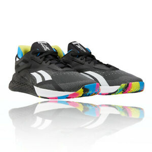 Reebok Crossfit Nano X Hommes formation chaussures-Blanc