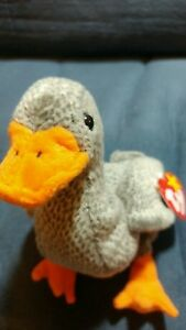 2b4f4d0bc82 Image is loading Honks-rare-retired-Ty-beanie-baby-Birth-March-