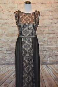 new contract Modcloth Glams of the Free Maxi Dress NWOT L