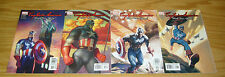 Captain America: What Price Glory? #1-4 VF/NM complete series - steve rude 2 3