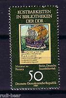 DDR Nr.  2638  ** Kostbarkeiten in Bibliotheken der DDR