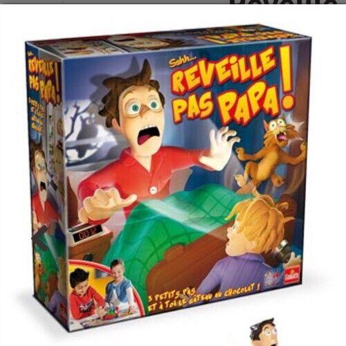 Réveille Pas Papa Réf KG32