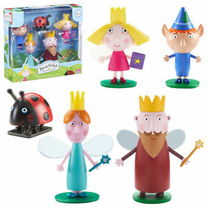 Ben-Et-Holly-039-s-Little-Kingdom-Collection-5-Figure-pack