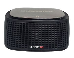 Monster-Cable-ClarityHD-Precision-Micro-Bluetooth-Speaker-100-System-w-HD-Stereo