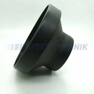 Webasto Reducing Adaptor 90mm-60mm Black Genuine Part