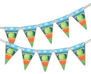 Tennis-Clay-Court-Bunting-Banner-15-Triangle-flags-by-Party-Decor