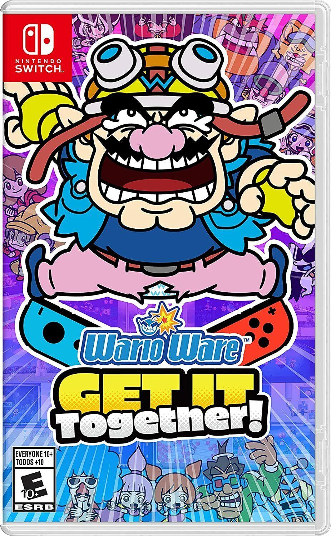 WarioWare: Get It Together! - Nintendo Switch on eBay thumbnail