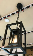 Retro Loft Iron Pendant Hanging Light for Home/Office by Dreamzdecor