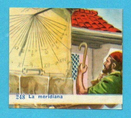 IL MONDO SUL QUALE VIVIAMO-BEA 1955-FIGURINA a scelta-STICKER at choice-Rec.