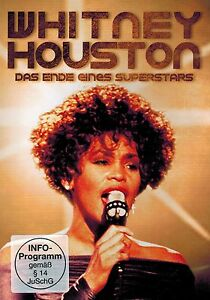 DVD-NEU-OVP-Whitney-Houston-Das-Ende-eines-Superstars