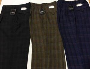 cde67e8063 Dettagli su Nuovo Pronti UOMO Dama Pantaloni Eleganti Sportivi Taglie 34-42  EA