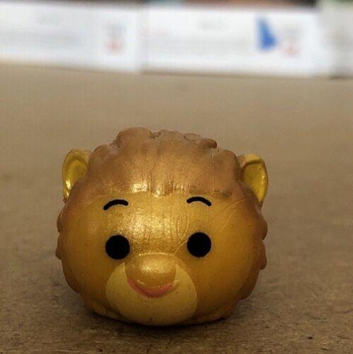 Disney Tsum Tsum Figure Toy GOLDEN Mufasa The Lion King