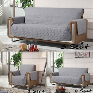 1 2 3 Seater Couch Stretch Sofa Seat Lounge Protector