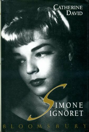 1 of 1 - Simone Signoret by Catherine David (hardback)