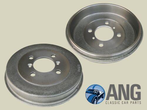 1250/' 59 -/'63 front brake drums x 2 203077 1200 Triumph Herald 948