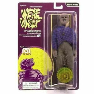 Mego-8-in-environ-20-32-cm-loup-garou-Action-Figure