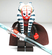 Lego Star wars Figur Jedi Shaak Ti aus 7931 passt 7676 7753 7931 9525 8095 75016