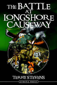 The-Battle-at-Longshore-Causeway-Stevens-Terry-Used-Good-Book