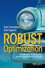 Robust Optimization: World's Best Practices for Developing Winning Vehicles by Subir Chowdhury, Shin Taguchi (Hardback, 2016)