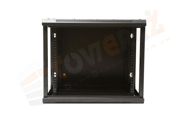 FLAT PACK 4U Data Wall Cabinet 450mm depth server rack 19inch server 25cm H