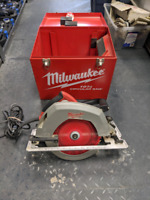 "Milwaukee Circle Saw 10 1/4""  with Case Winnipeg Manitoba Preview"