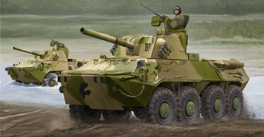 vendita online sconto prezzo basso 09559 1 35 SVK SVK SVK 2S23 Self-propelled Howitzer Panzer Tank modello Trumpeter Plastic  negozio outlet