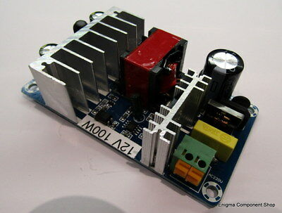 24V//4A /& 12V//1A DUAL output 120W Switching Power Supply trusteduk venditore.