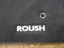 NOS Ford Super Duty Truck Roush Floor Mats F250 F350 Black 2004 2005 2006 2007