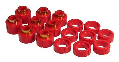 Energy Suspension 3.4122R Control Arm Bushing 2WD and 4WD Body Mount for Chevy Xtra