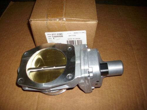 AC//Delco~217-3153~90mm Throttle Body~12605109~Z06 Corvette~Pontiac G8~Camaro~NEW