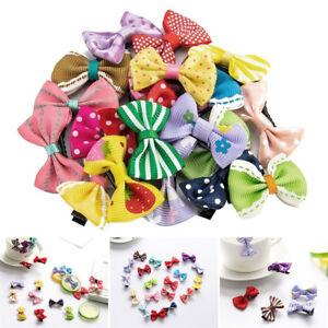 GX-20Pcs-Baby-Kids-Girls-Hair-Clip-Flower-Dot-Bowknot-Hair-Clips-Set-Hairpin-Ea