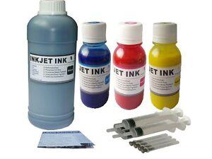 550ml Pigment refill Ink HP 950 951 XL Cartridge OfficeJet ...