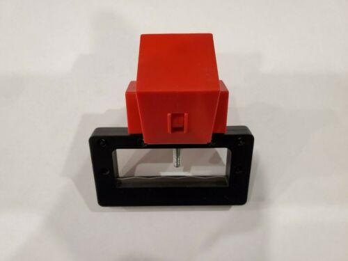 MASTER LOCK SAFETY SER OVERSIZED 480//600 VOLT CIRCUIT BREAKER LOCKOUT 491