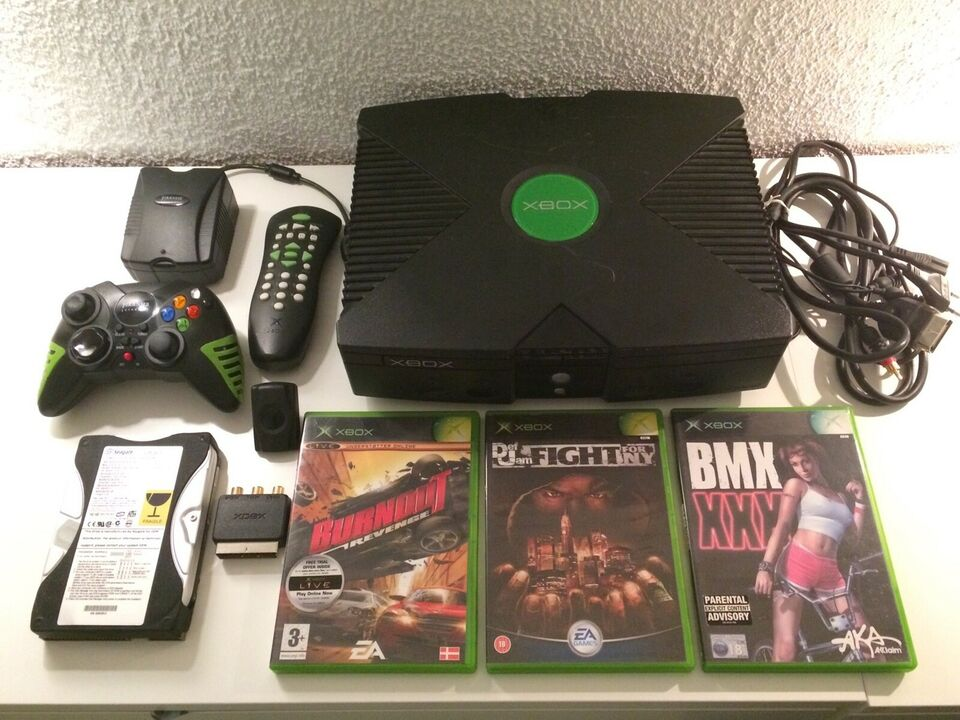 Xbox, God