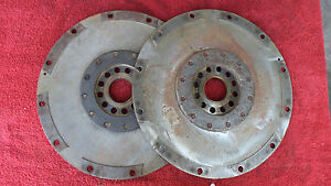 Detroit Diesel 8v 92 Two Flex Plate Only Automatic