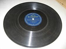 """SONS OF DIXIE I'M ALWAYS DREAMING OF YOU / DON'T EVER GO 10"""" 78 BLUEBIRD 33-0507"""
