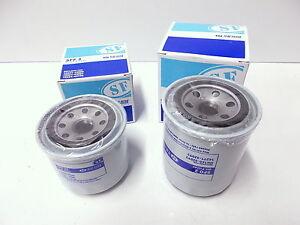 oil spin on fuel filter for kubota d1105 engines ebay. Black Bedroom Furniture Sets. Home Design Ideas