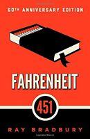 Fahrenheit 451: A Novel By Ray Bradbury, (paperback), Simon Andamp; Schuster , N on sale