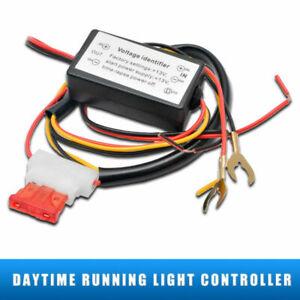 Controlador-DRL-Auto-coche-arnes-de-rele-luz-de-circulacion-diurna-LED-Dimmer-ES