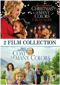 Dolly Partons Christmas Of Many Colors Circle Of Love.Details About Dolly Parton S Christmas Circle Of Love Coat Of Many Colors Dvd New