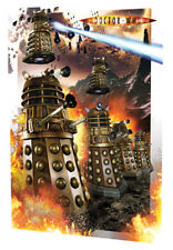 Doctor Who INVASION 3D LENTICULAR POSTER 29.7cm x 42cm