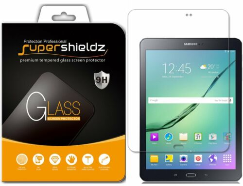 Supershieldz-Tempered Glass Screen Protector Saver For Samsung Galaxy Tab S2 9.7