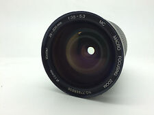VIVITAR 28-200mm 1:3.5-5.3 Camera Lens Nikon Mount