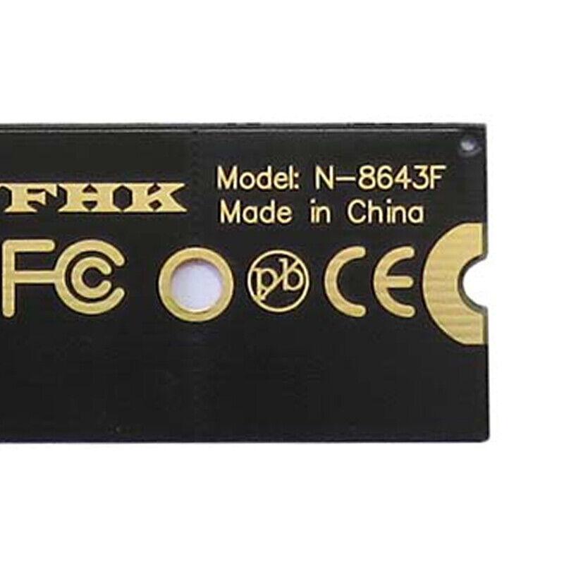 NVMe M.2 NGFF interface to SFF-8643 adapter c THAPUK