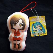 Vocaloid Future Stars Project Mirai Meiko cushion strap Official By SEGA Prize
