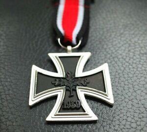 GERMAN-IRON-CROSS-MEDAL-1939-WW2-2ND-CLASS-REPRO-Eisernes-Kreuz-ARMY-BADGE