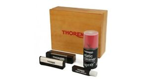 Thorens Vinyl Cleaning Kit Lp Record Stylus Needle Brush